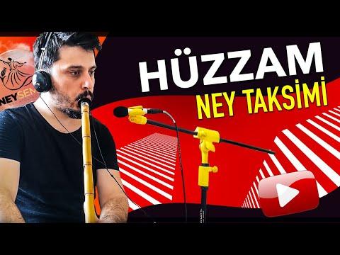 Neyzen Mücahit Işıklı |  Hüzzam Ney Taksimi | Ney İmprovasition | How can ı play Nay ?