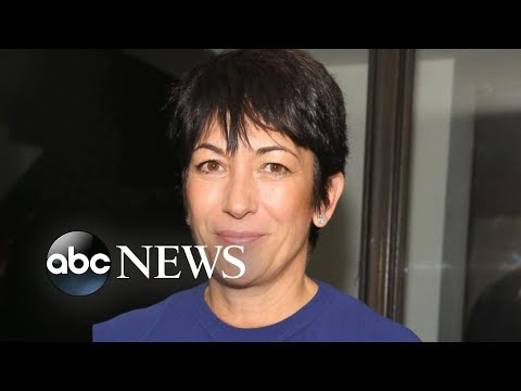 How Ghislaine Maxwell Allegedly Helped Jeffrey Epstein Abuse Young Women   Nightline