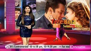 Salman Khan and Jacqueline Fernandez New song