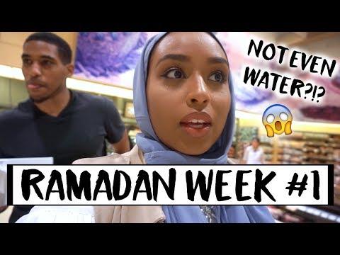 Iftar & Suhoor Recipes, Working Out & My Birthday!   The Ramadan Weekly   VLOG #1