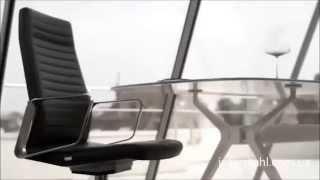 Конференц-кресла и стулья для конференций VINTAGEis5 - стильные, качественные, из Германии. Купить.(Офисные кресла и стулья немецкого производителя Interstuhl в Украине на сайте кресел http://interstuhl.com.ua/ , Киев. Предс..., 2015-03-08T06:50:34.000Z)