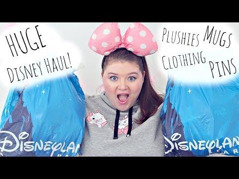 HUGE Disneyland Paris Haul 2018!