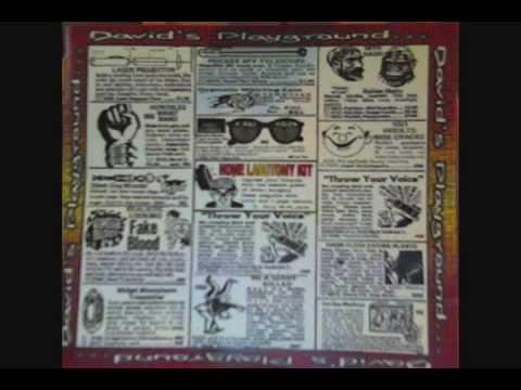 David's Playground - She - Home Lobotomy Kit LP