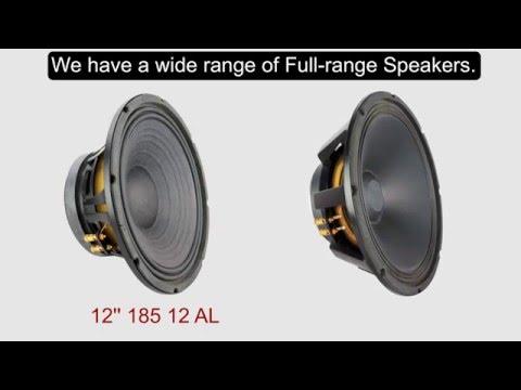 coral beta 8 fullrange speakers doovi. Black Bedroom Furniture Sets. Home Design Ideas