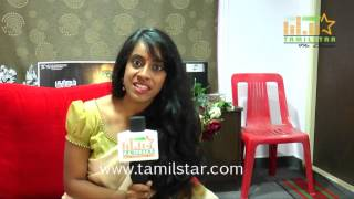Raadhika Prasidha At Kuttram Kadithal Movie Team Interview