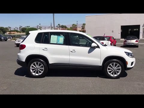 2018 Volkswagen Tiguan Limited Palm Springs, Palm Desert, Cathedral City, Coachella Valley, Indio, C