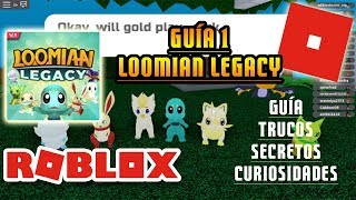LOOMIAN LEGACY ROBLOX, The MOST POPULAR GAME of the moment, Will Tutorial Guide Espagnol 1
