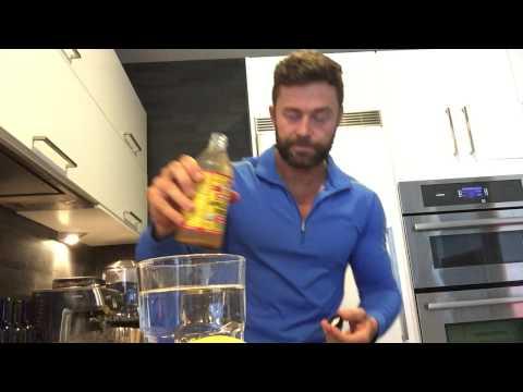 Apple Cider Vinegar Mucus Clearing - Fat Burning - Morning Elixir | Vlog 14