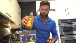Apple Cider Vinegar Mucus Clearing - Fat Burning - Morning Elixir - Drew Canole