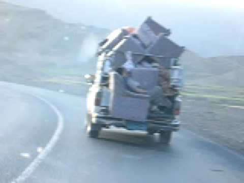 Transportation in Yemen!