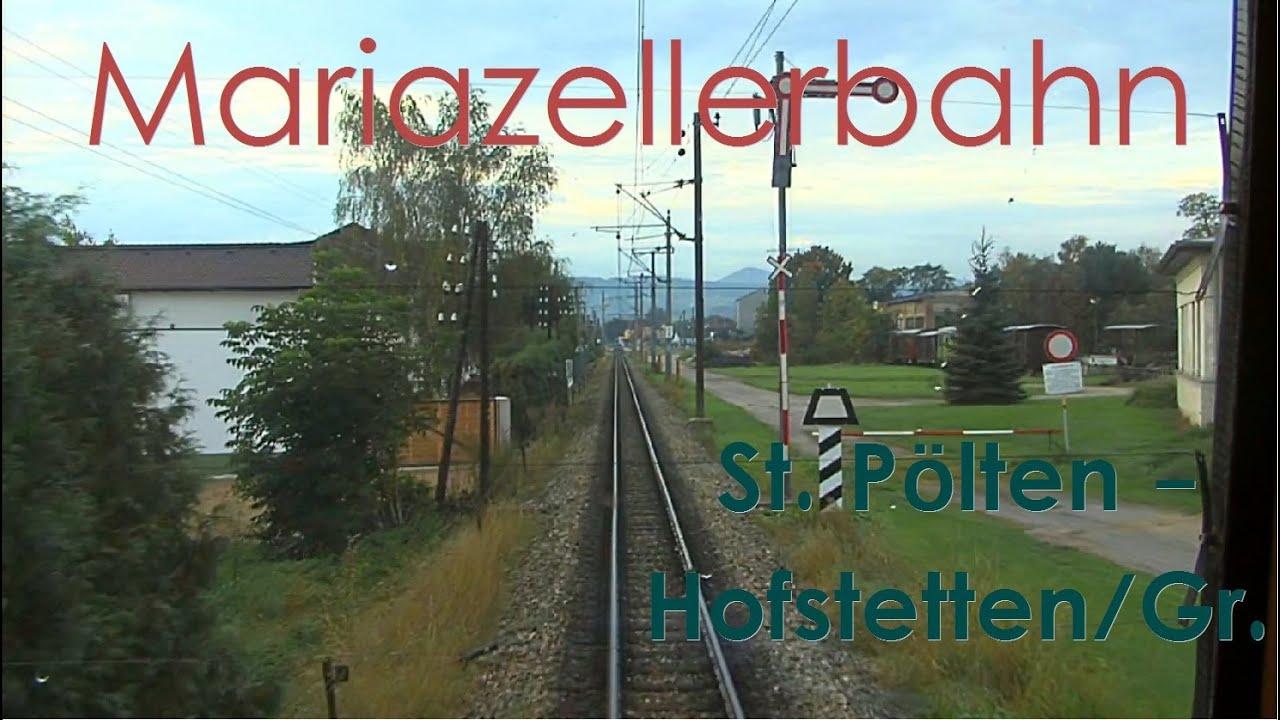 Download Führerstandsmitfahrt Mariazellerbahn (Talstrecke) St. Pölten - Laubenbachmühle [1/2] [HD] - Cab Ride