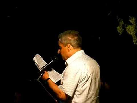 SalvatorE Rapisarda - Serata culturale 5.8.2008