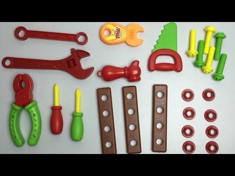 Tinkers Tool Play Set