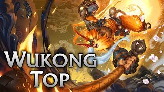 Radiant Wukong Top - League of Legends Commentary