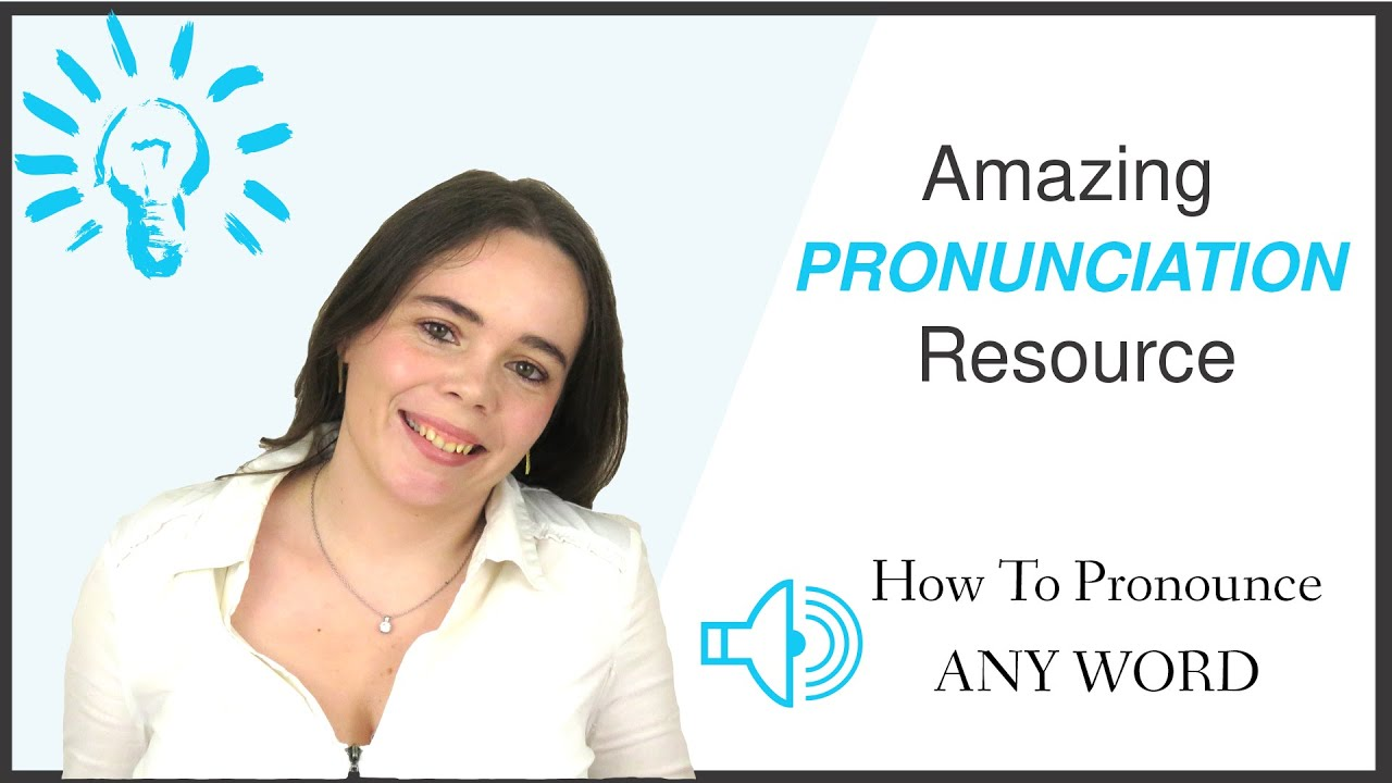 Learn How To Pronounce ANY French Word or Phrase - Best Free Resource