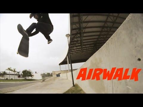 MEXICAN SKATE PART - HUGE Airwalk - Andre Musich