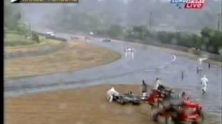 2001 - Le Mans - Chaos in the rain