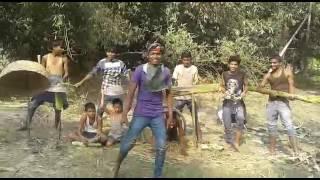Local badaima dance