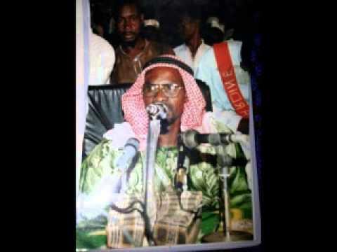 Cheikh C O M Haidara Tafsir sourate 19 Marie (Mariama)