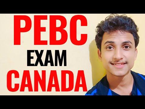 PEBC Exam - PEBC Exam Canada - How To Crack PEBC Exam ? 😍😍😘😘