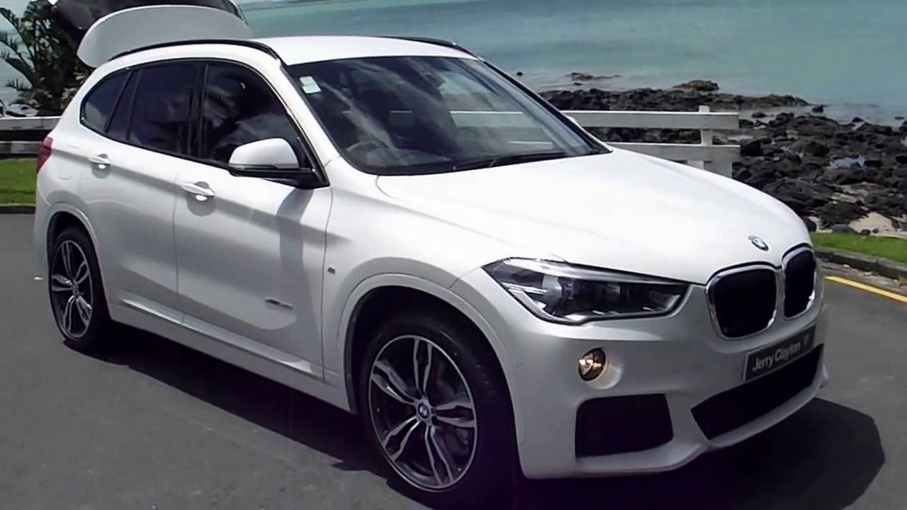 2016 bmw x1 25i m-sport - youtube
