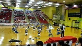2010 AHKMBU 步操樂隊節錦標賽---元朗商會中學