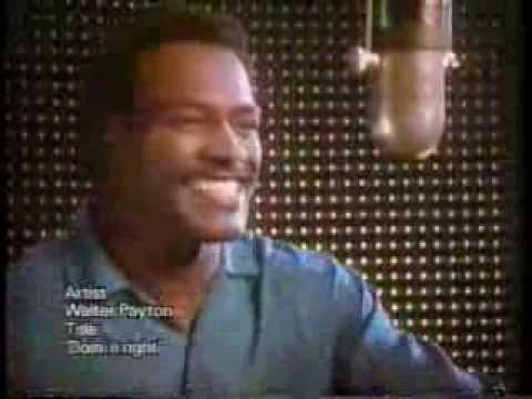 Walter Payton Doin' It Right 1986 KFC Commercial