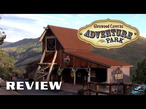 Glenwood Caverns Adventure Park Review Glenwood Springs, Colorado