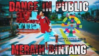 Gambar cover VIA VALLEN - MERAIH BINTANG - DANCE IN PUBLIC - ASIAN GAMES 2018 OFFICIAL SONG - DANCE COVER