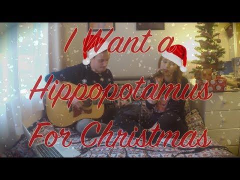 I Want a Hippopotamus For Christmas - Gayla Peevey (Cover) - April Jai