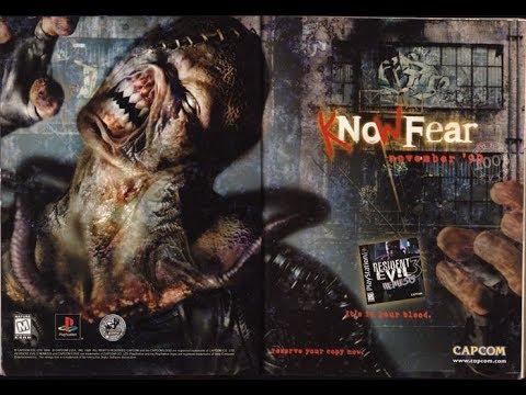 Resident Evil 3 : Hardcore Mod - New Combination Types  [ Playstation Mod ]