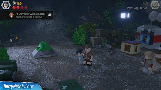 LEGO Jurassic World - Anybody Want a Soda Trophy / Achievement Guide