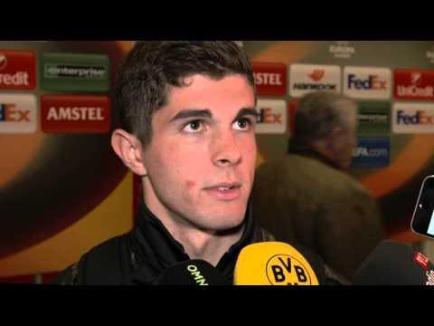 Exklusiv: Christian Pulisic speaks BVB - Liverpool FC (1-1)