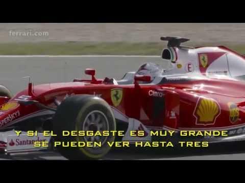 Vídeo en español · David Greenwood, ingeniero de carrera de Ferrari, nos habla de Silverstone