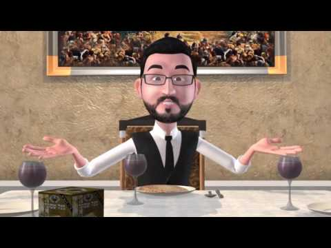 Pessach Medley with Micha Gamerman (Official Animation Video)