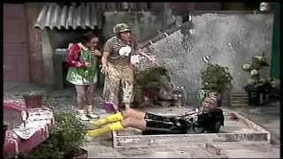 Chaves - As Paredes De Gesso (Parte 2) (Dublagem Clássica) 1978