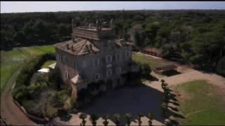 Castello Chigi a Castelfusano #2 (Notte)