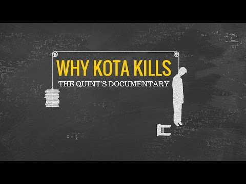The Quint's Documentary: Why Kota Kills - The Quint