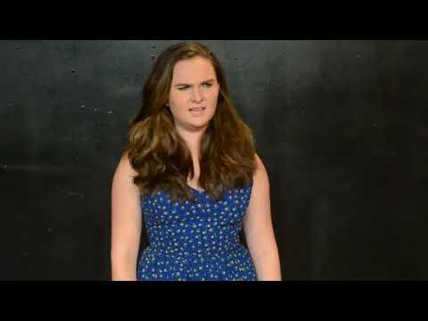 "Sara Glancy Sings ""Shine"" (Spitfire Grill)"