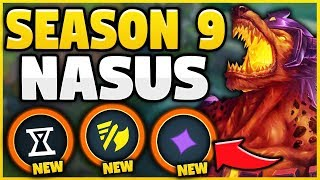 WTF? NASUS CAN WIN EVERY GAME AT 3 ITEMS NOW!? SEASON 9 NASUS IS 100% BROKEN! - League Of Legends