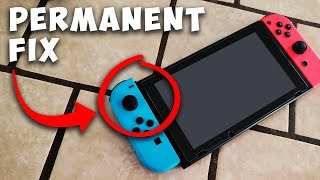 How To Fix Your Loose Joy-Con Permanently!
