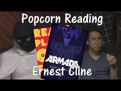Popcorn Reading Ernest Cline