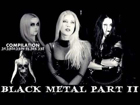 Top Of Female Black Metal Musicians\Vocalists PART 2