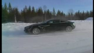 Aston Martin DB9 Development and Testing 2003