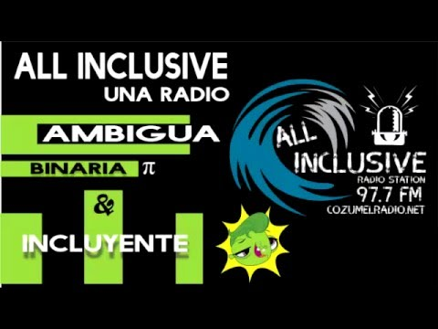 All Inclusive Radio Show EP-S01-X1-27M16