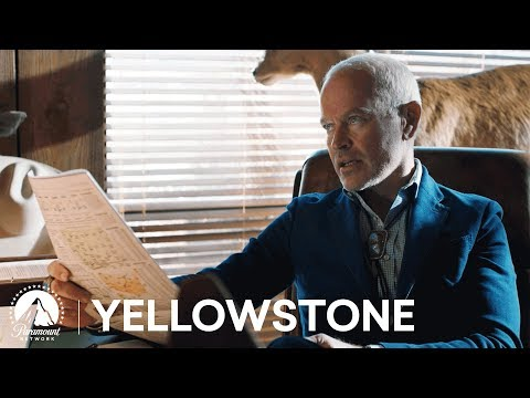 Meet Malcolm Beck   Yellowstone   Paramount Network