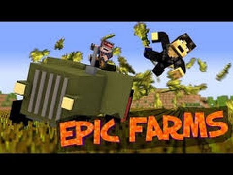 How to make a automatic growing farm!!! (Easy to make) - minecraft pe