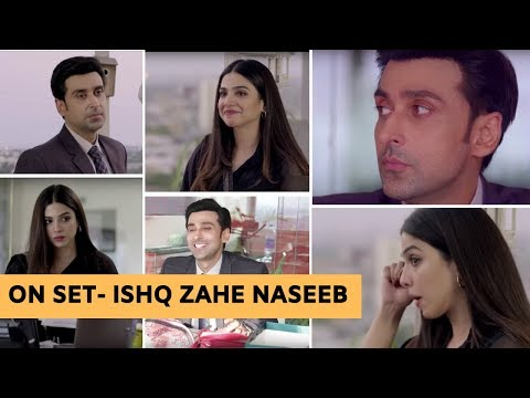 Sami Khan & Sonya Hussyn Discuss Why Ishq Zahe Naseeb Is Different | Something Haute