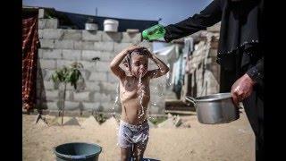 Potraga za pitkom vodom, svakodnevnica stanovnika Gaze
