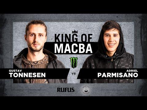 King Of Macba 2020 – Gustav Tonnesen VS Adriel Parmisano. Battle 12